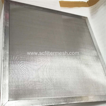 316L Stainless Steel Wire Screen Mesh